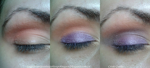 Maquillaje : Blueberry Muffin