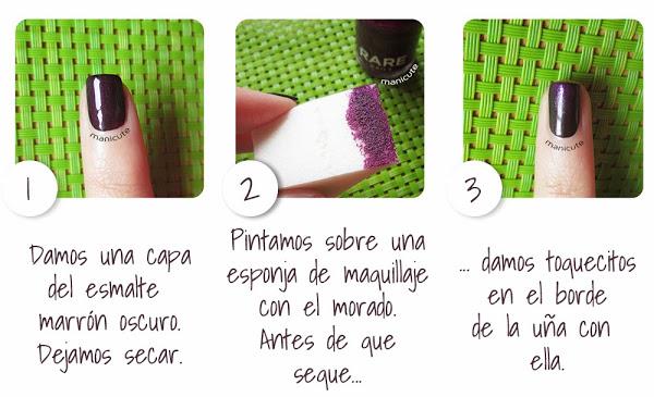 Look de rostro + look de uñas (II)